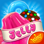 Candy Crush Jelly Saga  2.54.7 (Mod)