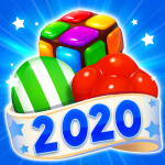 Candy Witch – Match 3 Puzzle Free Games 15.6.5009 (Mod)