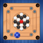 Carrom Royal Multiplayer Carrom Board Pool Game  10.5.5 (Mod)