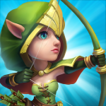 Castle Clash: ลีกขั้นเทพ  1.7.53 (Mod)