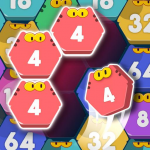 Cat Cell Connect Merge Number Hexa Blocks  1.2.0 (Mod)