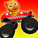 Cat Race Car Extreme Driving 4 (Mod)