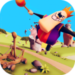 Catapult Shooter 3D💥: Revenge of the Angry King👑 1.0.13 (Mod)