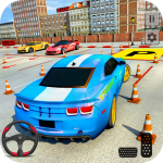 City Car Driving Parking Sim: Car Free Games 2020 0.13 (Mod)