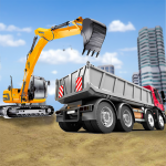 City Construction Simulator: Forklift Truck Game  3.36 (Mod)
