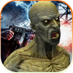 City Destroyed Zombies Shooting Game 1.01 (Mod)