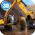 Construction Digger Simulator 1.03 (Mod)