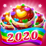 Cookie Amazing Crush 2020 – Free Match Blast 8.7.8 (Mod)