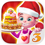 Cookie Mania Match-3 Sweet Game  2.6.5 (Mod)