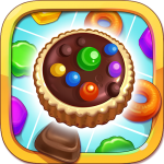 Cookie Mania – Match-3 Sweet Game 2.5.6 (Mod)