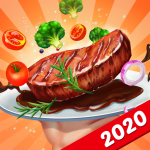 Cooking Hot My Restaurant Cooking Game  1.0.52 (Mod)