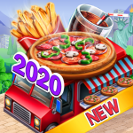 Cooking Urban Food – Fast Restaurant Games 7.9 (Mod)