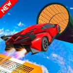 Crazy Car Stunts 2020: 3D GT Car Mega Ramp Jumping 0.1.1 (Mod)