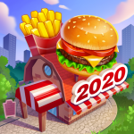 Crazy Chef Food Truck Restaurant Cooking Game  1.1.52 (Mod)