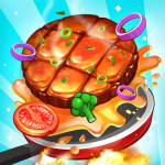 Cooking Speedy Restaurant Chef Cooking Games  1.6.8 (Mod)