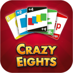 Crazy Eights 3D UNU  2.8.7 (Mod)