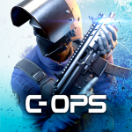 Critical Ops Online Multiplayer FPS Shooting Game  1.21.0.f1249 (Mod)