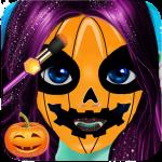 Cute Girl Makeup Salon Game: Halloween Makeup 2018 1.0.0 (Mod)