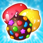 Delicious Sweets Smash : Match 3 Candy Puzzle 2020 1.1.121 (Mod)