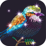 Diamond Coloring – Sequins Art & Paint by Numbers 1.2.10 (Mod)