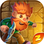 Dig Out! Gold Digger Adventure  2.22.1 (Mod)