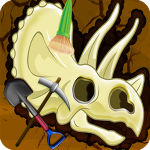 Digging Games – Find Dinosaurs Bones FREE 4 (Mod)