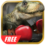 Dinosaurs fighters – Free fighting games 2.1 (Mod)
