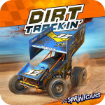Dirt Trackin Sprint Cars  3.3.7 (Mod)