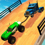 Double Impossible Mega Ramp 3D 4.1 (Mod)