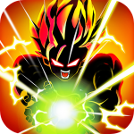 Dragon Shadow Battle: Dragon Ball Z – Super Saiyan 1.2 (Mod)