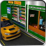 Drive Thru Supermarket: Shopping Mall Car Driving 2.3 (Mod)