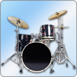Easy Real Drums-Real Rock and jazz Drum music game 1.2.9 (Mod)