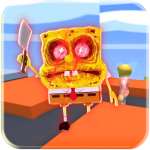 Escape Creepy Sponge Bikini Obby Bottom Horror Mod 1.1.5 (Mod)