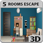 Escape Games-Puzzle Study Room 1.2.10 (Mod)