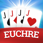 Euchre Free: Classic Card Games For Addict Players 3.7.1 (Mod)