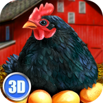 Euro Farm Simulator: Chicken 1.05 (Mod)