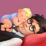 Family Hotel Renovation & love story match-3 game  2.0 (Mod)