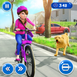 Family Pet Dog Home Adventure Game  1.2.6  (Mod)