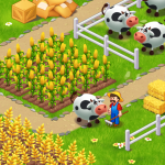 Farm City : Farming & City Building 2.4.3 (Mod)