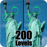 Find the Differences 200 levels free! 2.3.1  (Mod)