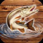 Fish Rain: Sport Fishing Games. Fishing Simulator.  0.1.5 (Mod)