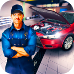 🚗🛠️Fix Car: Mechanic Simulator (Unrealeased) 1.17 (Mod)