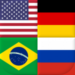 Flags of All Countries of the World: Guess-Quiz 3.0.1 (Mod)