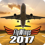 Flight Simulator 2017 FlyWings Free 6.2.2 (Mod)
