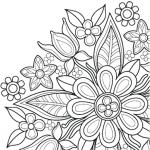 Flowers Mandala coloring book  7.3.6 (Mod)