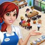 Food Street Restaurant Management & Food Game  0.52.5 (Mod)
