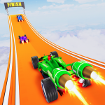 Formula Jet Car Stunts Games – Mega Ramp Stunts 1.0.6 (Mod)