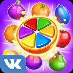 Fruit Land match 3 for VK 1.370.0  (Mod)