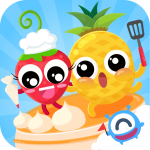 Fruits Cooking – Juice Maker🍨Toddlers Puzzle Game 2.0 (Mod)