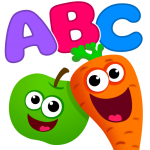 Funny Food ABC games for toddlers and babies 1.8.0.49 (Mod)